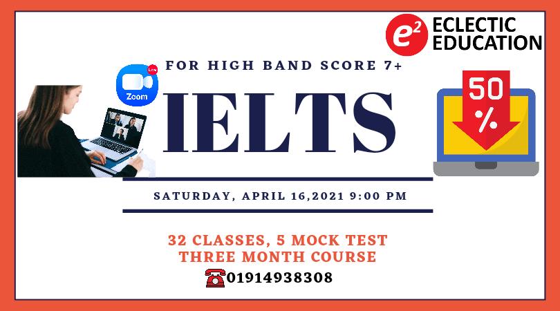 IELTS Preparation Program